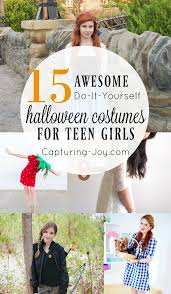 15 costumes for teen girls