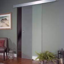 pinecroft bdglop opaque interior glass barn door