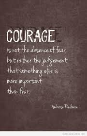 Quotes About Courage Classy Free Courage Quote