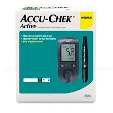 <b>Глюкометр Accu</b>-<b>Chek Active</b> N 1 купить в Пермь, описание и ...