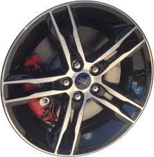 Focus St Bolt Pattern Cool Ford Focus Wheels Rims Wheel Rim Stock OEM Replacement