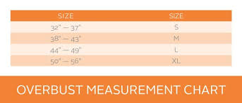 Pumpease Size Chart The Fitting Room Snugabell Beautiful Functional 4th
