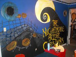 Nightmare Before Christmas Bedroom Decor Nightmare Before Christmas Room Decor Merry Christmas
