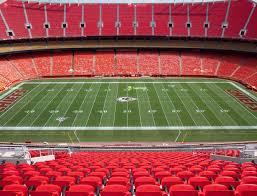 Arrowhead Stadium Section 324 Seat Views Seatgeek