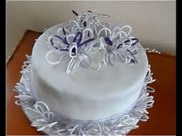 Amazing 25th Anniversary Cake Youtube