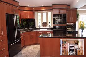 Kitchen Design With Pantry Nice Cabinets