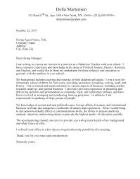 athletic resume sample cover letter for faculty position samples in sample faculty cover letter athletic cover letter
