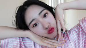 my everyday makeup routine korean natural