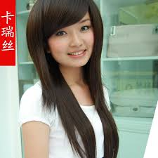 Square Face Bangs Hairstyle Korean Long Hairstyles With Bangs For Round Face Korean Short