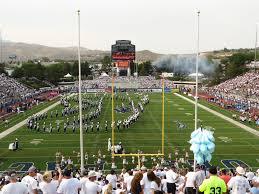 Nevada Wolfpack Football Stadium Seating Chart File Pregame University Of Arizona Wildcats Vs University