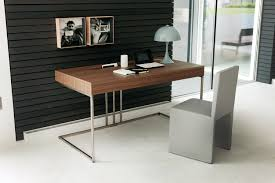 Amazing Sleek Office Desk Photo Design Ideas