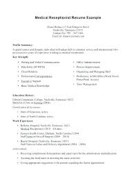 Office Administration Resume Samples Medical Office Assistant Resumes Samples Administrative Resume