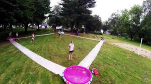 slip n slide kickball must be your next summer activity
