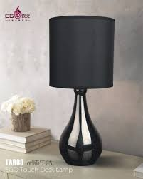 stunning black desk lamp design with black candle lamp shade design and led rope light whole mercury glass lamp retro home decor
