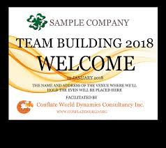 Sample Welcome Banner Welcome Banner Sample Website Conflate World Connect Your Passion