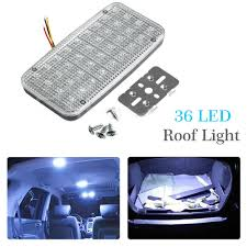 Volkswagen Car With Screw Light Us 6 25 5 Off 12v For Vw Car Auto Van Vehicle Sprinter White 36 Led Ceiling Dome Roof Interior Light Lamp 36led In Signal Lamp From Automobiles