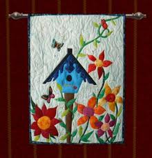 Second Life Marketplace - quilt wall hanging bird house & quilt wall hanging bird house Adamdwight.com
