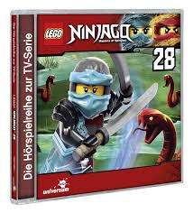 LEGO® Ninjago Teil 28: 0889854465025: Amazon.com: Books