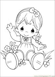 Small Picture 756 best Precious Moments coloring pages images on Pinterest