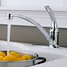 1 handle standard faucets