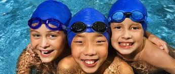 Image result for kid swimmers