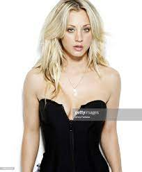 Actress Kaley Cuoco is photographed for Maxim Magazine on January 16,...  News Photo - Getty Images