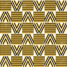 Ghana Fabric Designs Ghana Kente Fabric African Print Tribal Vector Pattern