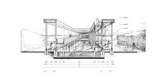 architectural drawings. Interesting Architectural Courtesy Of Domingo Arancibia For Architectural Drawings ArchDaily