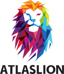 colorful lion Logo Vector (.AI) Free Download