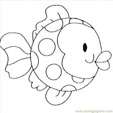 Free Printable Easy Coloring Pages For Toddlers The Art Jinni