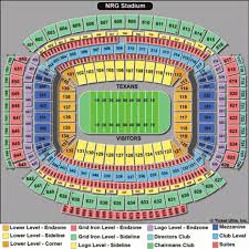 Reliant Stadium Soccer Seating Chart 11 Bright Nrg Rodeo Seating With Nrg Stadium Seating Chart