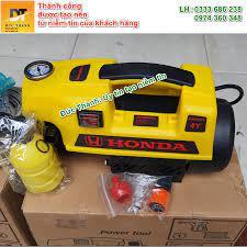 Máy rửa xe HONDA 2900W áp lực siêu khỏe tại Hà Nội