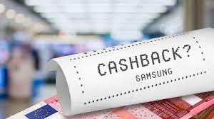 samsung cashback wasmachine
