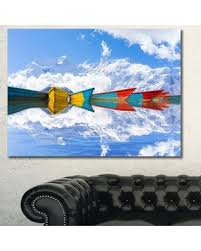 designart moving colorful boats in lake boat canvas wall art on boat canvas wall art with great deal on designart moving colorful boats in lake boat canvas