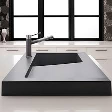 CINDER Kitchen Sink Blanco Cinder S63