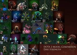 heroes that are uglier than their dota1 model dota 2 message