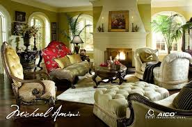 Michael Amini Living Room Furniture Living Room