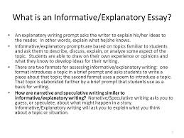 writing part the informative explanatory writing task ppt what is an informative explanatory essay