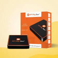 FPT Play Box 2020 plus 4K model T550 Android Tivi Box điều khiển giọng nói  - Android TV Box, Smart Box Nhãn hàng OEM