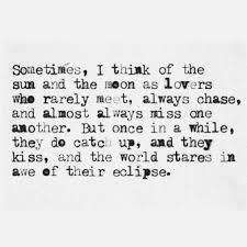 Sun And Moon Quotes