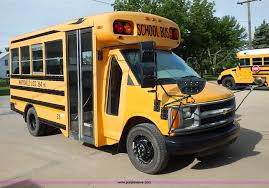 1998 Chevrolet Express G3500 Cargo Blue Bird school bus | It...