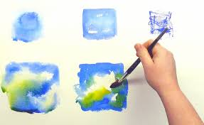 3 watercolor washes watercolor painting lesson