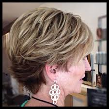 Short Black Hair With Blonde Highlights Hairstyle Fo Women Man