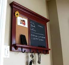wall shelf bulletin board cork pin