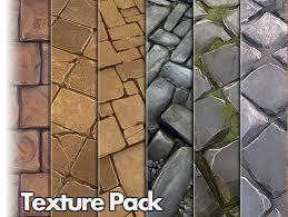 2d textures materials stone Asset Store