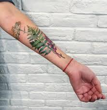 украинский мастер рит кит создает потрясающие акварельные татуировки