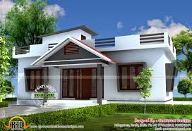 Small Picture Small House In 903 Square Feet Kerala Home Design And Floor Plans