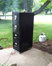 who knew the same file cabinets that hold some of the most important information could also be used to make your next meal if you want to build a smoker or