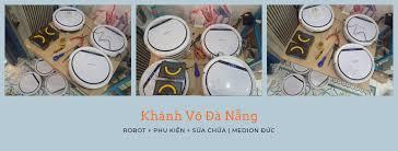 Robot Hút Bụi Lau Nhà Medion Đà Nẵng - Home