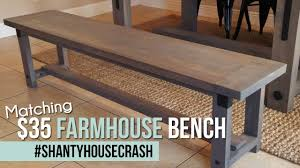 It can be used for many things, it can be made to measure and it looks good. 18 Homemade Dining Bench Plans You Can Diy Easily